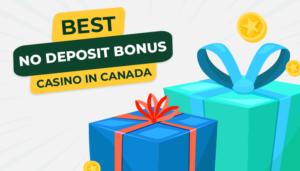Best no deposit bonus casino in Canada