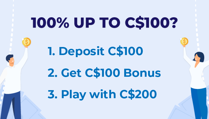 How much bonus funds will you receive