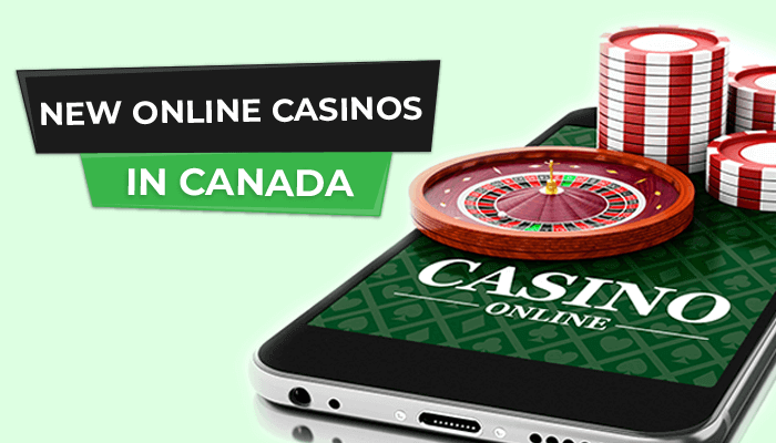 How new casino sites fit into the Canadian online gambling market