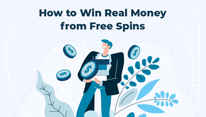How to win real money from free spins