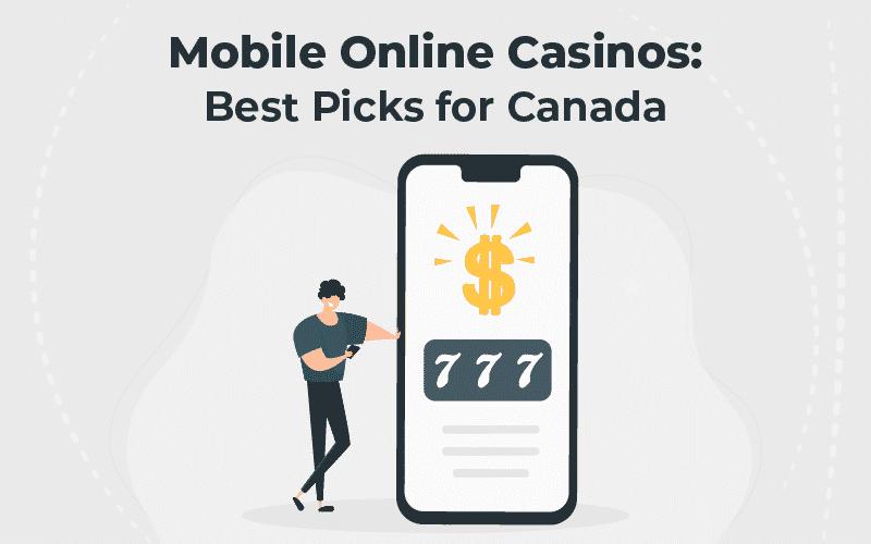 Mobile Online Casinos Bonuses