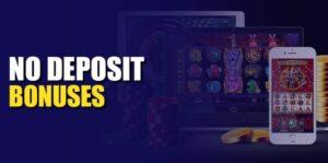 no deposit bonus on registration