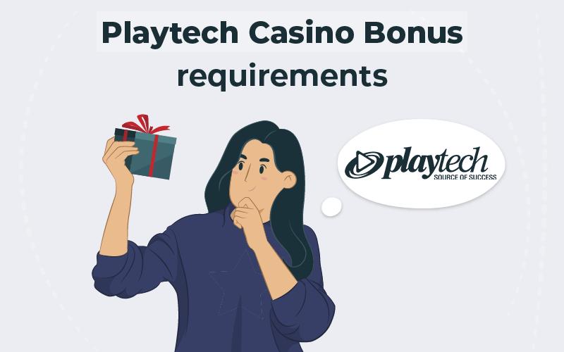 Playtech casino bonus requirements