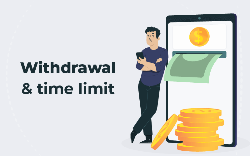Withdrawal and time limit