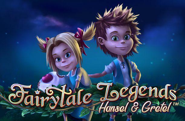 Fairytale Legends: Hansel and Gretel™ logo