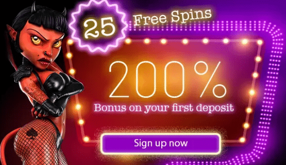 ★200% First Deposit Bonus + 25 Free Spins at Tangiers Casino