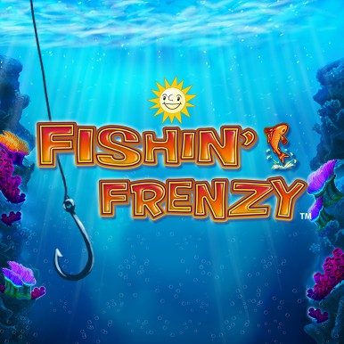 Fishin Frenzy logo