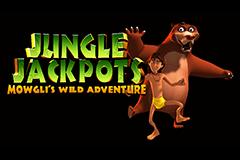 Jungle Jackpots: Mowgli's Wild Adventure logo