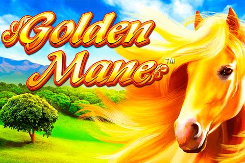 Golden Mane logo