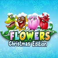 Christmas Flowers logo