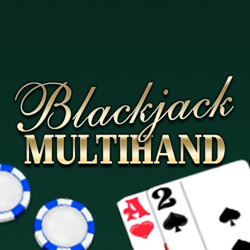 Multihand Blackjack logo