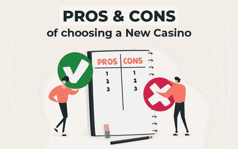 new casino pros & cons