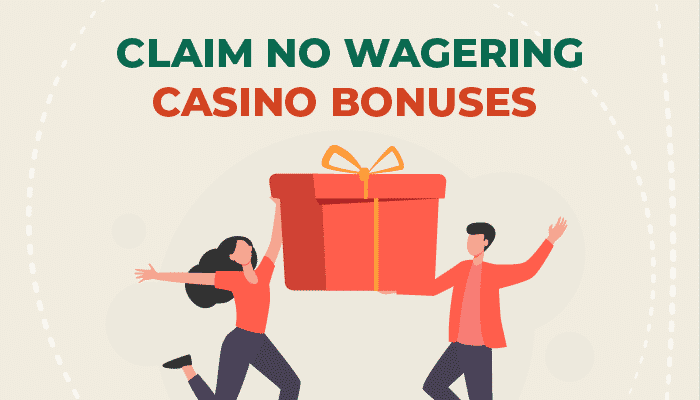 no wagering offers