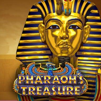 Pharaoh's Treasure logo