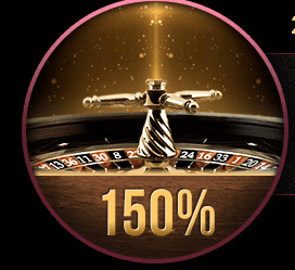 ★ 150% Second Deposit Bonus up to C$1000 at Casino Bordeaux