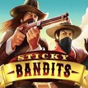 Sticky Bandits™ logo