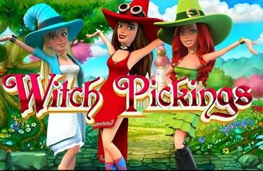 Witch Pickings logo
