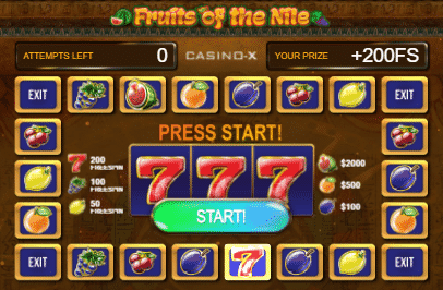 ★ 100% First Deposit Bonus up to C$2000 + 200 Free Spins at Casino X