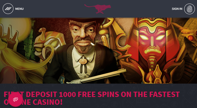 》1000 Free Spins First Deposit Bonus at React Casino