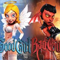 Good Girl Bad Girl Slot logo