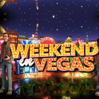 Weekend in Vegas logo