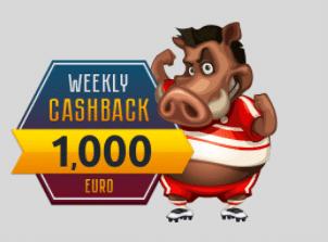 》15% Cashback Bonus at ZigZag777.com