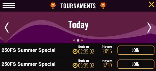 ★ 250 Free Spins Bonus at Slots Magic Casino
