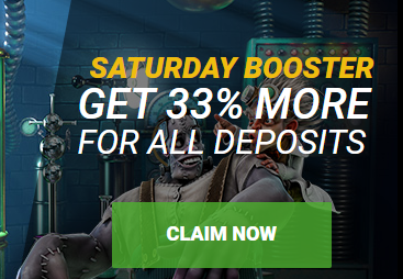 ★ 33% Match Bonus up to C$200 at GoWild Casino