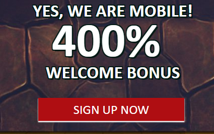 ★ 400% Welcome Bonus up to C$800 on Mobile at Madame Chance