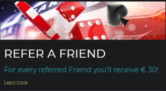 ★Refer a Friend Bonus at Casino Venetian