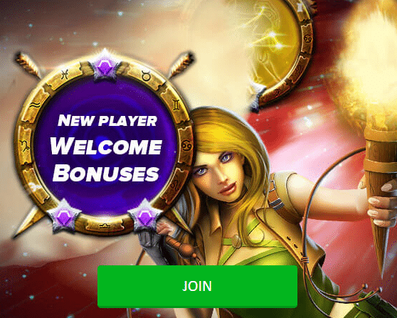 ★ Welcome Package at GoWild Casino