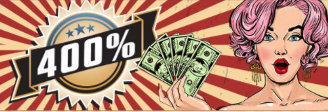 ★ 400% First Deposit Bonus up to C$800 at Madame Chance