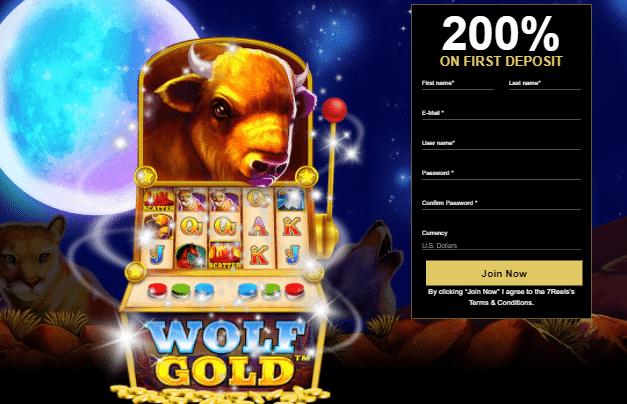 ★ 200% First Deposit Bonus at 7reels Casino