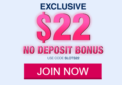 》C$22 No Deposit Bonus at Slots.lv Casino