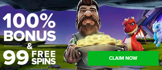 ★ 100% Reload Bonus up to C$100 + 99 Free Spins at WildJackpots Casino