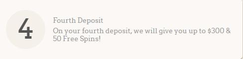 ★50% Reload Bonus on 4th Deposit up to C$300 + 50 Free Spins at Leo Vegas