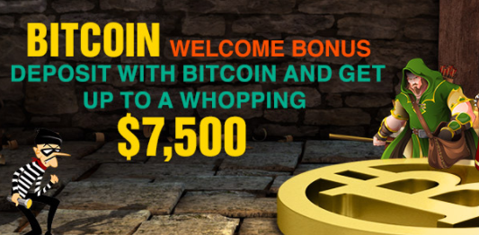 》Highroller Welcome Package with Bitcoin at Slots.lv Casino