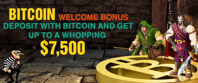 》150% Bitcoin Match Bonus up to C$750 at Slots.lv Casino