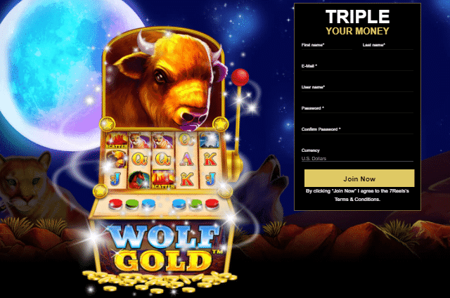 ★ Deposit C$100, Play with C$300 at 7reels Casino