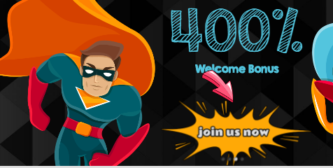 》400% First Deposit Bonus up to C$800 at Gale&Martin Casino