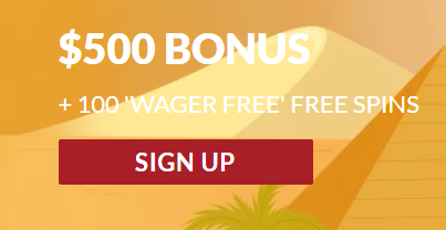 ★100% First Deposit Bonus up to C$500 + 100 Free Spins at Guts Casino