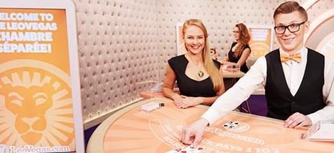 ★ 100% First Deposit Bonus up to C$250 on Live Casino at Leo Vegas