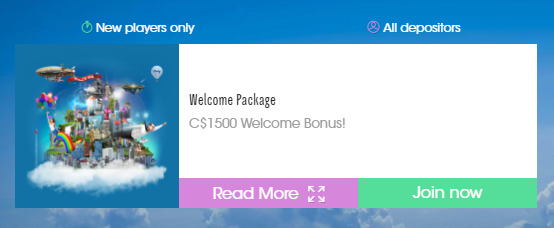 ★ Welcome Package at Sloty Casino