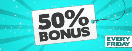 ★50% Match Bonus up to C$100 at SlotsMillion Casino