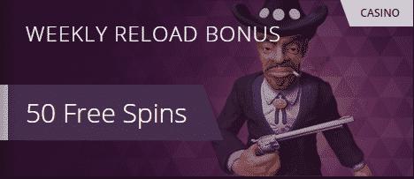★ 50 Weekly Free Spins at MalinaCasino