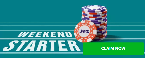 ★ 30% Match Bonus up to C$100 at WildJackpots Casino