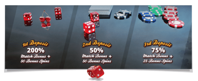 ★ 200% First Deposit Bonus up to C$5000 + 50 Spins at Casimba Casino