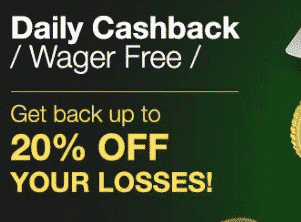 ★ 20% Cashback Bonus at Heavy Chips Casino