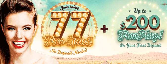 ★ 77 Free Spins & up to C$1500 Welcome Bonus at 777 Casino