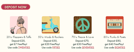 ★ Deposit C$70, Get C$30 at 777 Casino